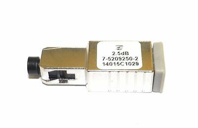 Commscope C11288-000 Build Out Attenuator OCAB-S8-2.5-B3-05-VZ 7-5209250-2 2.5dB