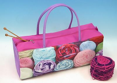 Knitters Craft accessories Knitting Needles Storage Bag Wool