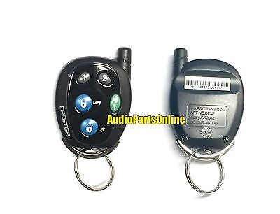 Audiovox Prestige 07SP Replacement Car Alarm Security Remote Control Clicker New