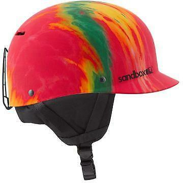 NEW Snow gear Sandbox Classic Snow 2.0 Rasta Size Medium