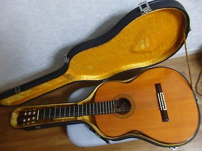 1970s Fernandes Takamine GRAND CONCERT GC50 super high end Japan guitar yamaha