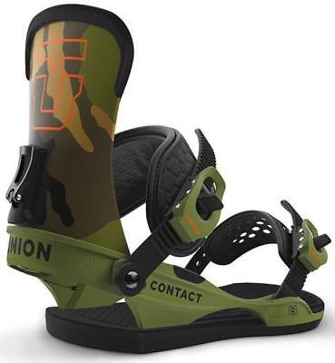 NEW Snow gear Union Contact Bindings 2017