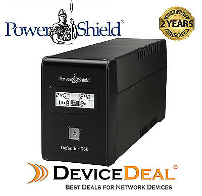 PowerShield Defender 650VA UPS - PSD650
