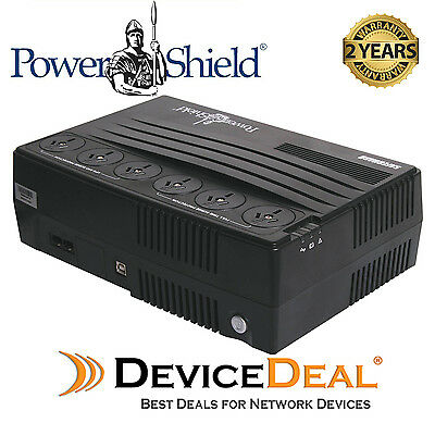 PowerShield SafeGuard 750VA UPS - PSG750