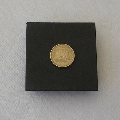 2001 - Gibraltar - Discovery Of Neanderthal Scull - £1.00 - One Pound - T953