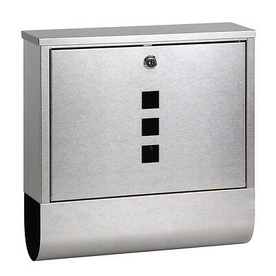 Stainless Steel Wall Mount Mail Letter Box