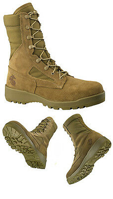 US Marine Corps USMC EAG BELLEVILLE 550ST Olive Green Boots Army Stiefel 41.5