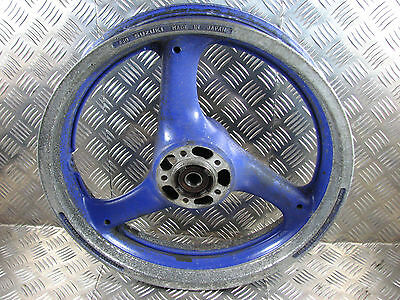Suzuki GSXR 750 front wheel 1992 - 1995 WN WP WR WS