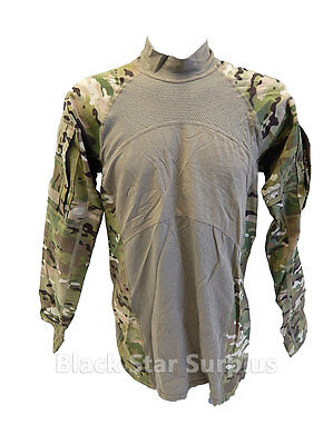 Military MultiCam Flame Resistant ACS Shirt Mens Small, Large & XL