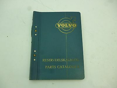 Volvo 445 parts catalogue P445 B14A B16B genuine