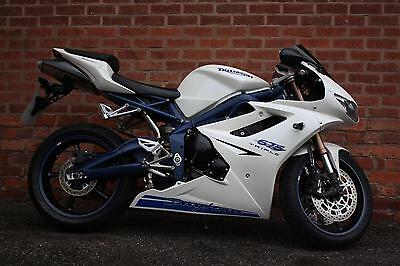 Triumph Daytona 675 SE 2009 limited edition