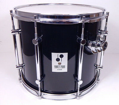 "Sonor Force 2000 14"" x 12"" Tom Hängetom FT-214 Made in Germany  *TOP*"