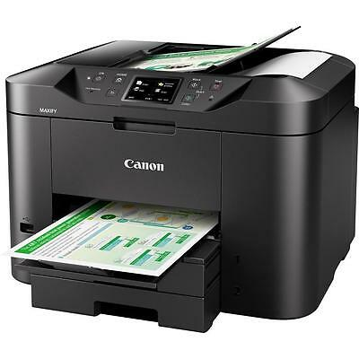 Multifunktion Tinte Canon MB2750 Copy Scan Print Fax Wifi