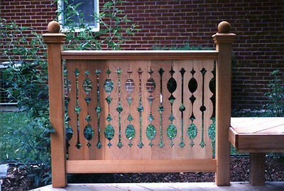 17 Awesome EMPIRE Sawn Balusters Gingerbread For Victorian Porch Or Deck Railing
