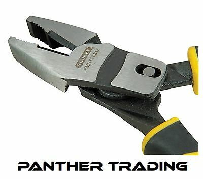 Stanley FatMax Compound Action Combination Pliers 215mm (8.1/3in) - STA070813