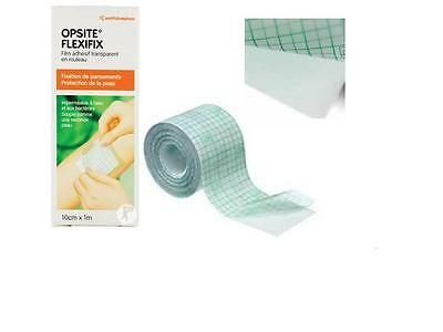 ❤ 10cm x 1meter! Opsite Flexifix Transparent Adhesive Film - Dressing Fixation ❤