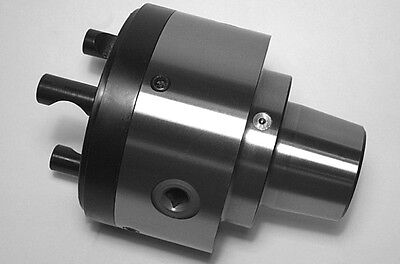 "5C ""tru-Set"" Lathe Collet Chuck - D1-4 Mount - Free Shipping In Us"