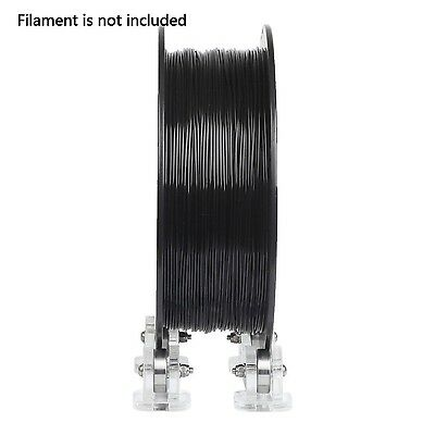 Creker 3D Printer Filament Holder Extra Smooth 3D Filament Spool Holder with ...