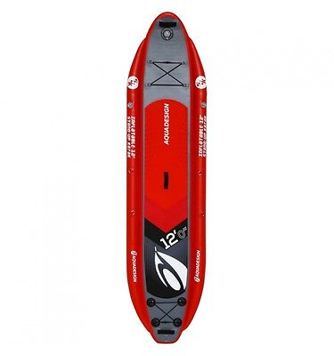 Stand Up Paddle gonflable SUK 12' - AQUADESIGN - NEUF