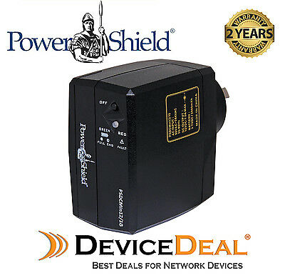 PowerShield DC Mini 12V 18W (1.5A) Plug Pack UPS PSDCMin12/18