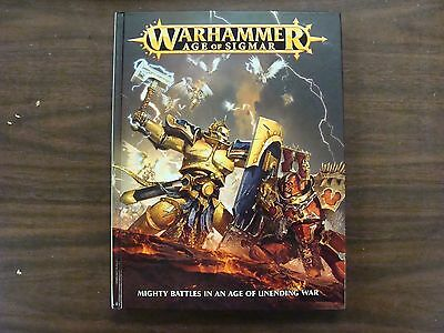 Battles in an Age of Unending War * AoS * Age of Sigmar * Games Workshop