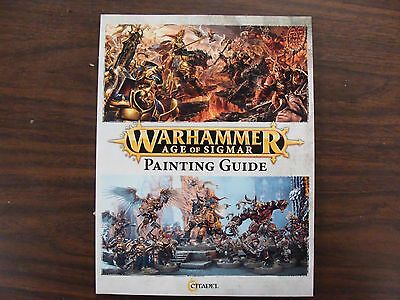 Painting Guide * AoS * Age of Sigmar * Games Workshop