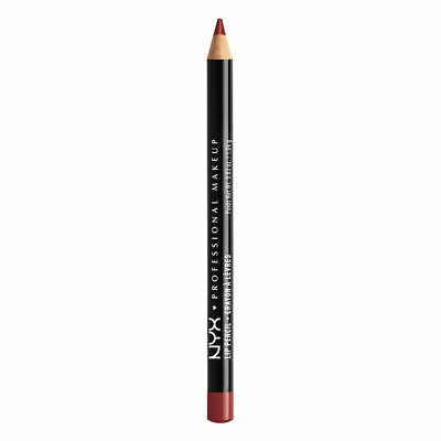 NYX SLIM LIP Pencil - Auburn (GLOBAL FREE SHIPPING)