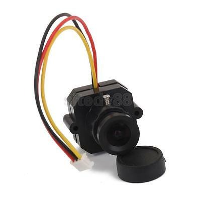 DC 5V FPV 1/3inch HD Color CMOS 600TVL Mini Camera 60 Degree PAL