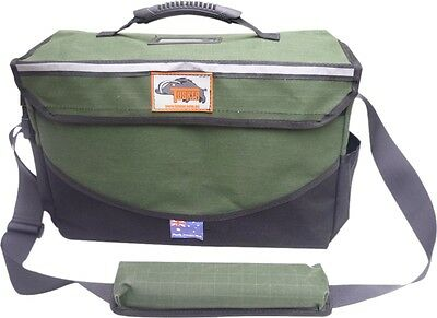 Tusker Canvas Shoulder Tool Bag Deluxe SMALL
