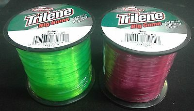 Berkley Trilene Big Game Super Strong Extreme Fighting Power Speciale Mulinello