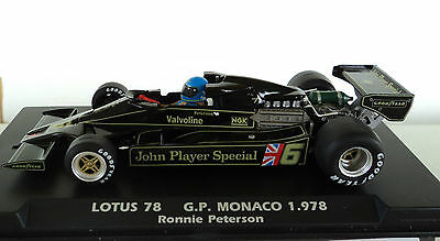 FLY 058105 Lotus 78 John Player Special #6 Ronnie Peterson    1/32 Slot Car