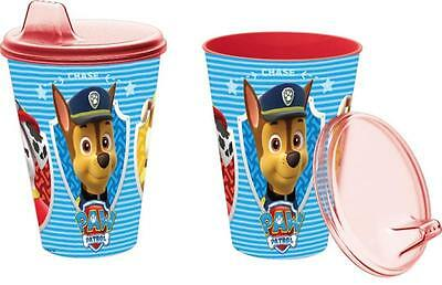 Paw Patrol Kids Water Drink Tumbler Bottle With Sipper