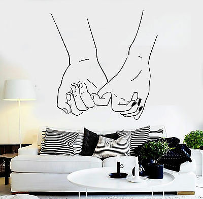 Details about  /N476 Couple Car Drive Sunset Road Smashed Wall Decal 3D Art Stickers Vinyl Room