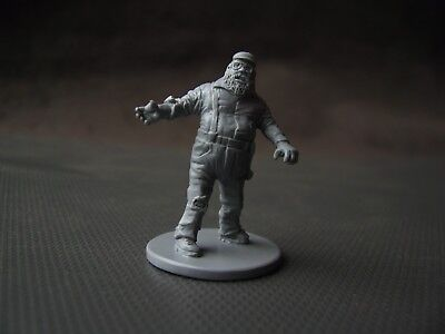 George Z.Z. Martin Zombie 32 mm Handmade Resin Cast Zombicide compatible as VIP