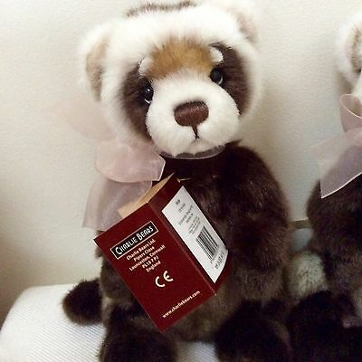 BNWT CHARLIE BEARS - HIDE NEW 2016 COLLECTION ACTUAL BEAR IN PHOTO (no.1)