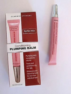 Claudia Stevens Conditioning Lip Plumping Balm - Increases Volume - 9ml