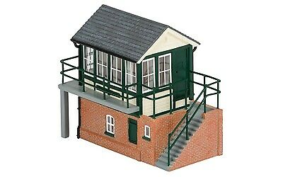 Hornby Skaledale R9816 Wateringbury Signal Box Resin OO Gauge 1:76 Scale