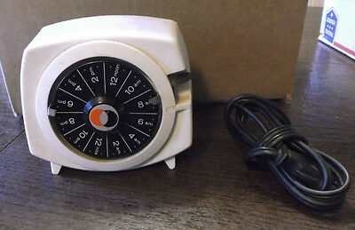 Vintage Guard-All Lamp & Appliance Timer HT-75 7 Amps 875 Watts Made In USA