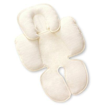 Summer Infant Head Body Supports Snuzzler Infant Support for Car Seats and Ivory
