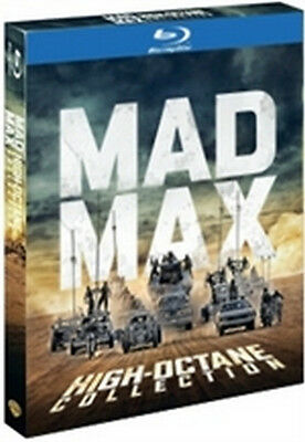 Mad Max Anthology - High-Octane Collection (5 Blu-Ray Disc + DVD)