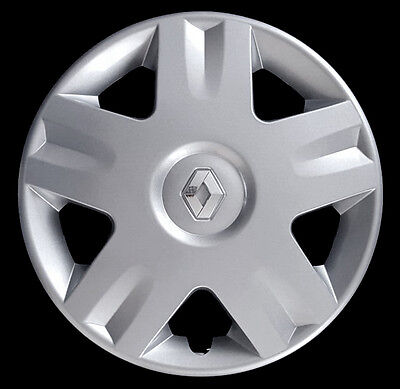 """Renault Clio 04/2001-09/2005 Tapacubos 14"""" bacalao. 5722/4"""