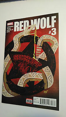 Red Wolf #3  VF/NM MARVEL COMIC