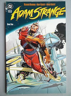 Adam Strange - The Man Of Two Worlds   - Book Two - Graphic Novel - Full Colour