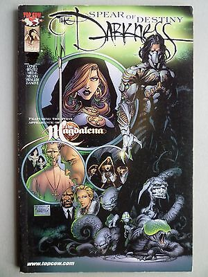 The Darkness - Spear Of Destiny - Graphic Novel - Full Colour Paperback