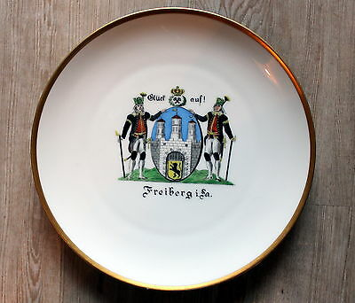 Freiberg Coat Of Arms Of Plate Mining
