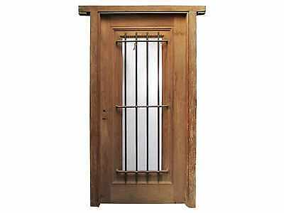 Antique Single Entry Door #C1271