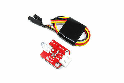 Keyes 5mm IR LED Modul Sender KY-049 Arduino Remote 20cm Pi Flux Workshop
