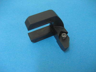 Tip holder TH2-4°, used on 3 angle valve seat cutting system like 3D, Serdi, T&S