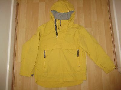 Boys Aged 8 - 9 Years Yellow Hooded Jacket by Gap Kids