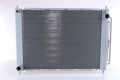NISSENS Engine Coolant Radiator OE Quality - 637625